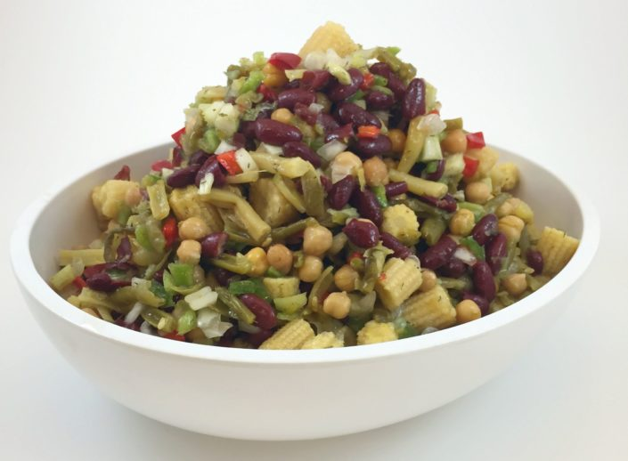 Arbutus Ridge Farms Sweet Bean Salad